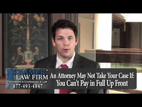Orlando Bankruptcy Lawyer - Why Would an Attorney not Take my Bankruptcy Case?