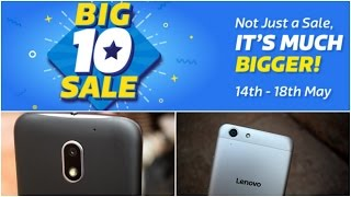 This is the list of best smartphone to buy in Flipkart Big 10 Sale under Rs 10000. There are heavy discounts available. They are giving discounts on many smartphones, but not all smartphones are worth buying. Just because there is a discount on them, don't go and buy it.I have personally used many smartphones. based on my experience i am giving you this list.This list is in ascending order. You will first see the smartphone that are available in low price. Then it will be followed by a smartphone that costs more than the first smartphone.I hope this video helps.Thanks for watching