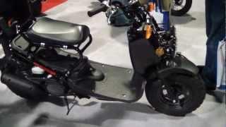 10. Honda Ruckus Scooter