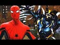 Homem aranha Enfrenta Wolverine Venom Spider man Web Of