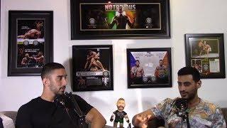 MMA Podcast In Arabic Ep.3  | بودكاست بالعربي MMA