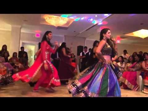 Chitiyan Kalaiyan   Bollywood Wedding Dance   YouTube