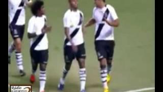 Vasco 2 x 1 Flamengo - Narração:  José Carlos Araújo (Rádio Globo) - Camp Carioca - 22.02.12