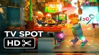 The Lego Movie TV SPOT - In 2 Days (2014) - Will Ferrell Movie HD