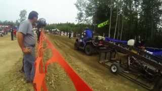 9. Jericho Mud Festival - Weight Transfer Sled GoPro  style