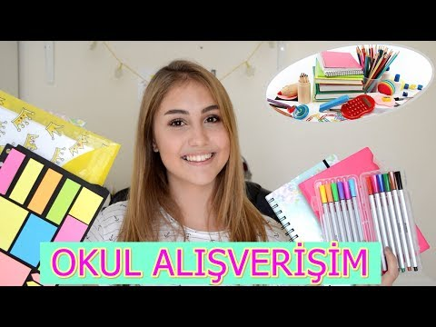 Video OKUL ALIŞVERİŞİM | Okula Dönüş 2017 download in MP3, 3GP, MP4, WEBM, AVI, FLV January 2017