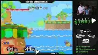 Seattle: A Mang0 Combo Video