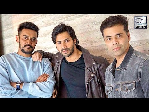 Varun Dhawan All Set To Star In Karan Johar's Rann