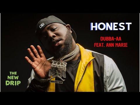 Dubba AA - Honest featuring Ann Marie (Lyric Video)