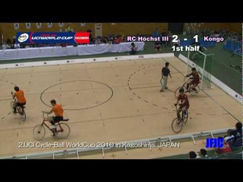 En annorlunda sport: Cykelboll