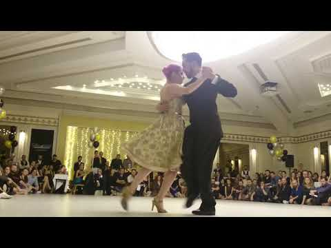 Carolina Couto & Emanuel Ledesma. El Tigre Millan-J. D'Arienzo. Sultans Of İstanbul Tango Fest. 2017