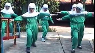 Senam Asma'ul husna (versi anak-anak)