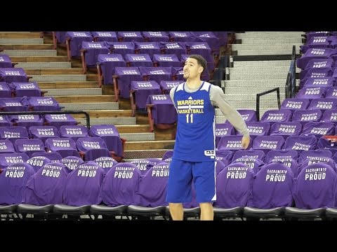ready - The Warriors season opener against the Kings is set for 7 p.m. Wednesday night in Sacramento.