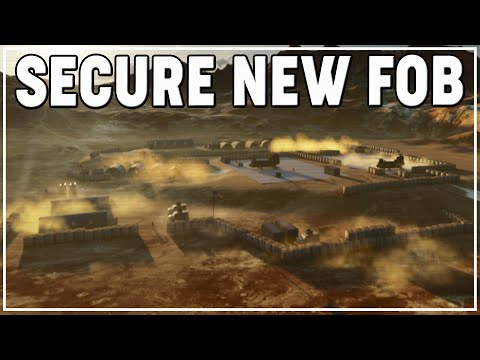 COLLATERAL DAMAGE AIRSTRIKE (oops) FOB Occupation! | War Room RELEASED | US Military Simulator