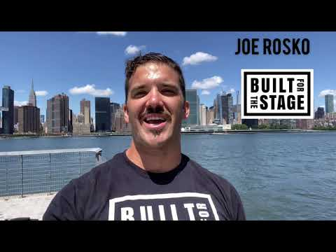 #FitFriday: Family Workouts From Built for the Stage's Joe Rosko