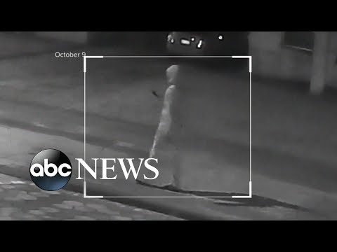 New video shows suspect in Tampa serial killings: Police
