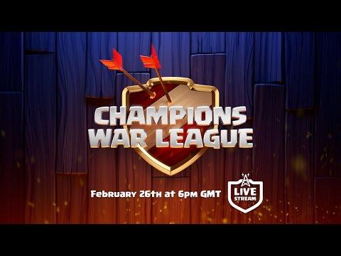 Clash of Clans - CWL Final This Sunday (видео)