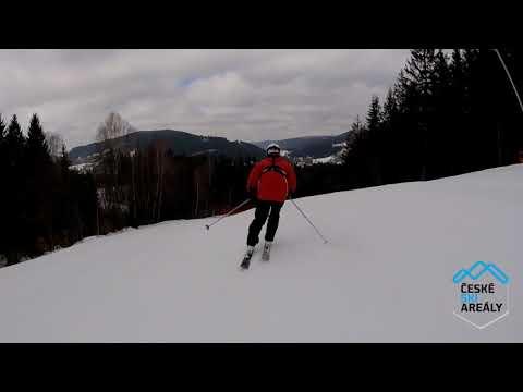 Ski Tanvaldský Špičák černá  6 2017