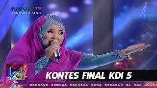 "Video Evie Tamala "" Dikau "" Kontes Final KDI 2015 (26/5) MP3, 3GP, MP4, WEBM, AVI, FLV Oktober 2018"
