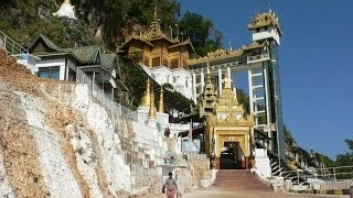 Pindaya Myanmar  City new picture : Central Myanmar: Taunggyi - Pindaya caves