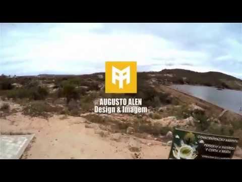 Voo nos Caldeirões em Saboeiro Ceará - DJI Phantom + Mobius [teste]