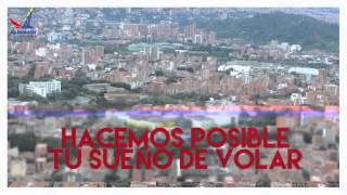 Fly Colombia City Tour, una nueva alternativa para deleitarse con Medellín.