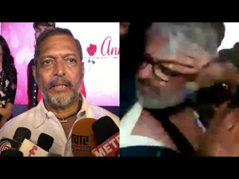 Best Reaction By Nana Patekar On Sanjay Leela Bhansali Slap Incident