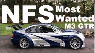 Video NFSMW M3 GTR Full Build Timelapse MP3, 3GP, MP4, WEBM, AVI, FLV Januari 2019