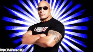 WWE:The Rock New Theme