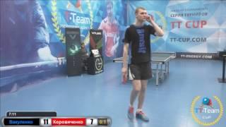 Вакуленко Д. vs Коровиченко В.