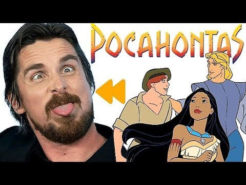 """Pocahontas"" (1995) Voice Actors And Characters"