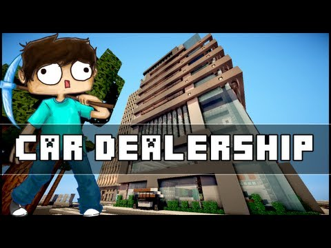 Ft Motors Car Dealership Minecraft Project