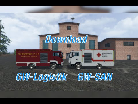 GW logistics and DRC v1.0
