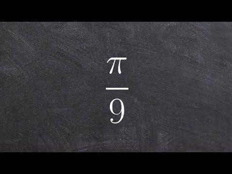 Pre Calculus 4 1 Radian And Degree Measure Teachem