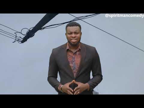 The Igbo(weed) advert - Spiritman comedy