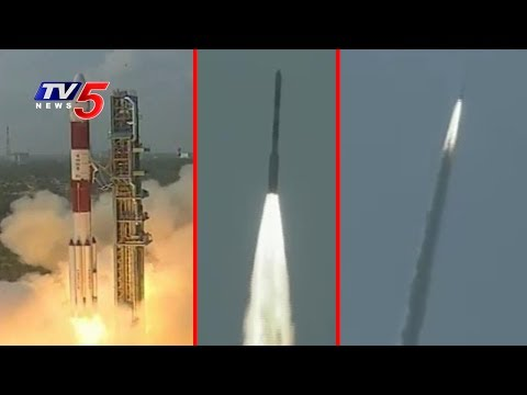 ISRO PSLV C-38 Launched Successfully