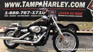 9. 2013 New Harley-Davidson Dyna Super Glide Custom FXDC 110th Anniversary