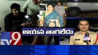 Breaking News    Hero Rajasekhar injured in road accident - TV9 Telugu
