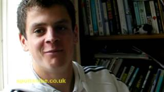 One from the vaults: Alistair and Jonny Brownlee speak to Sportsvibe TV before the London 2012 Olympics
