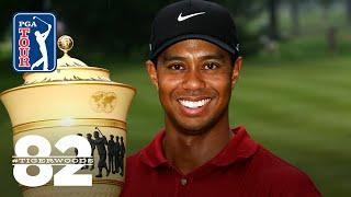 Tiger Woods wins 2007 WGC-Bridgestone Invitational | Chasing 82 by PGA TOUR