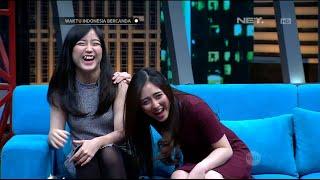 "Video Waktu Indonesia Bercanda - Cak Lontong Dance ""Aitakatta"", Sinka & Naomi JKT48 Ngakak MP3, 3GP, MP4, WEBM, AVI, FLV November 2018"