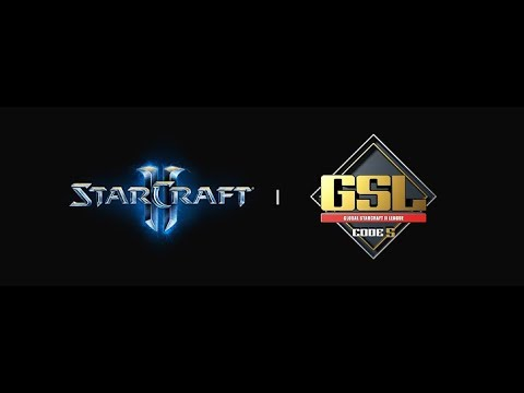 [ENG] 2018 GSL S2 Code S RO16 Group B