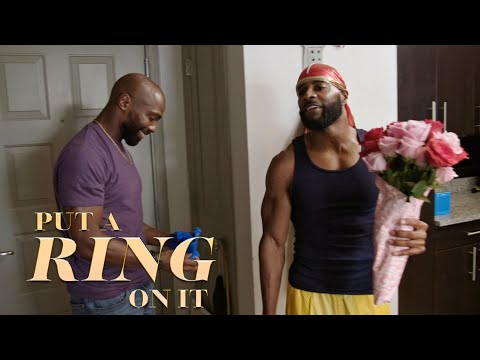 Hollywood Puts Ashley's Date in Check | Put A Ring On It | Oprah Winfrey Network