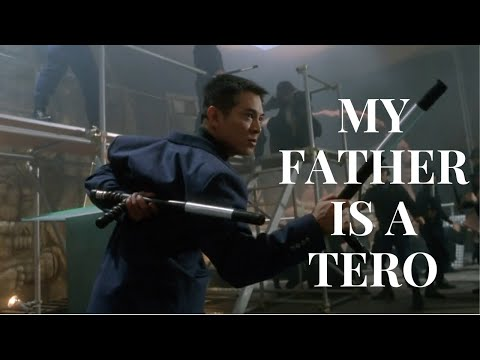 My Father Is A Hero Jet Li| 给爸爸的信