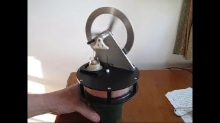 A Diy Stirling Engine And A Cup Of Tea