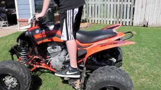 6. 2008 Raptor 250 Special Edition