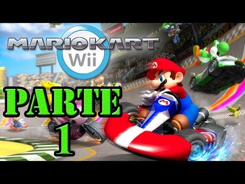 Let's Play : Mario Kart Wii - Parte 1