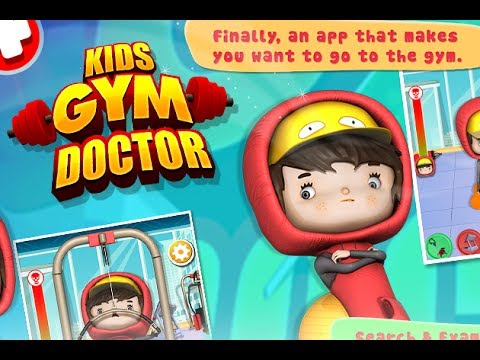 Video of Kids Gym Doctor - Kids Game