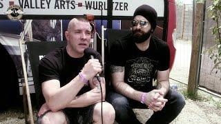 Annihilator - Interview Jeff Waters & Dave Padden - Hellfest 2014