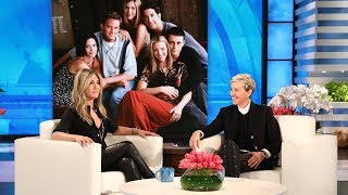 Video Jennifer Aniston on a Potential 'Friends' Reunion MP3, 3GP, MP4, WEBM, AVI, FLV Agustus 2018